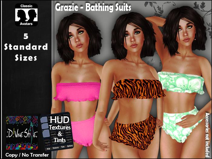 :: D!vine Style :: Grazie – Bathing Suits