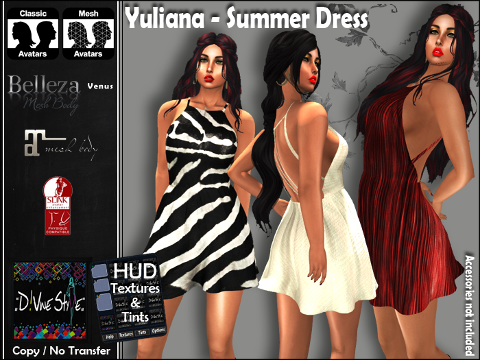:: D!vine Style :: Yuliana – Summer Dress