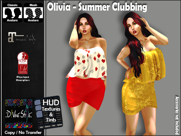:: D!vine Style :: Olivia – Summer Clubbing
